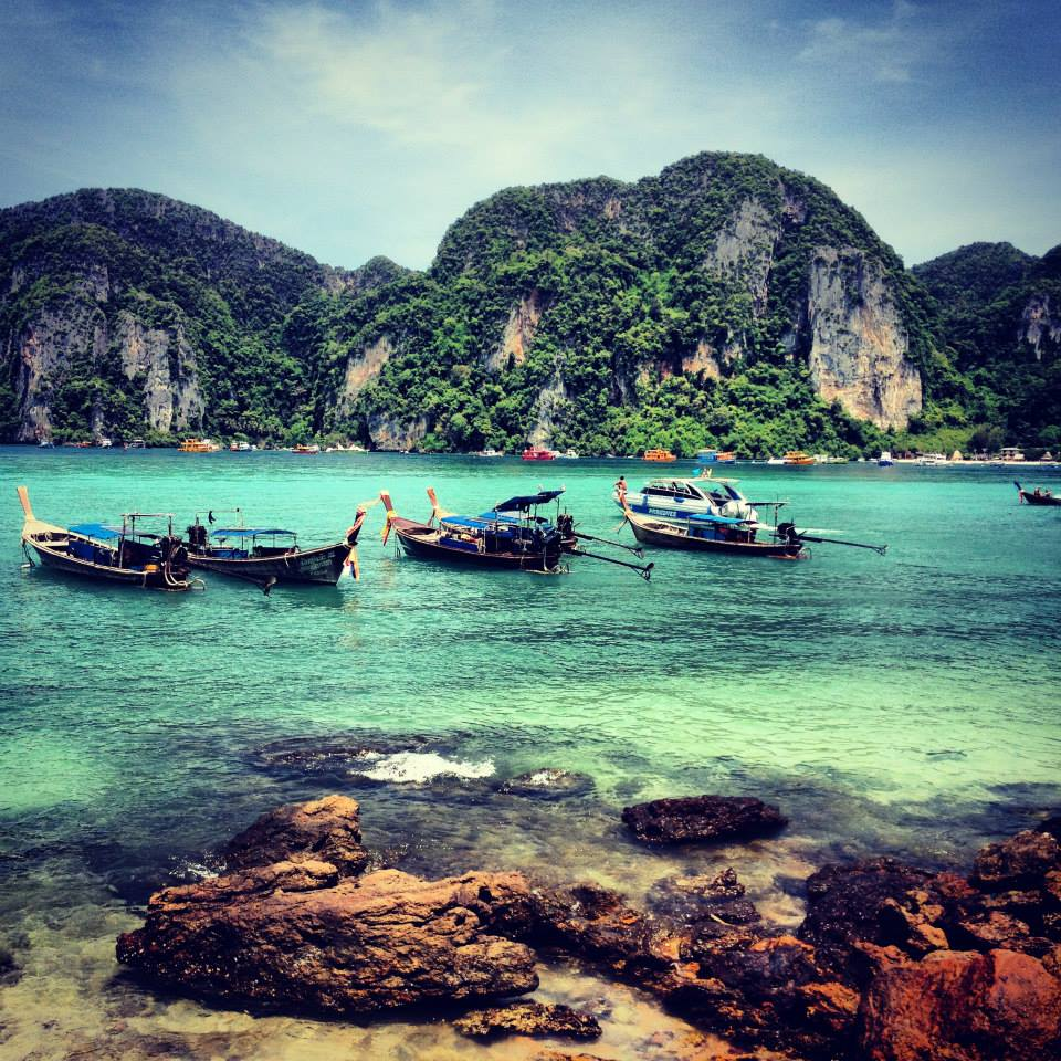 Thai Island Koh Phi Phi: The Thailand Experience