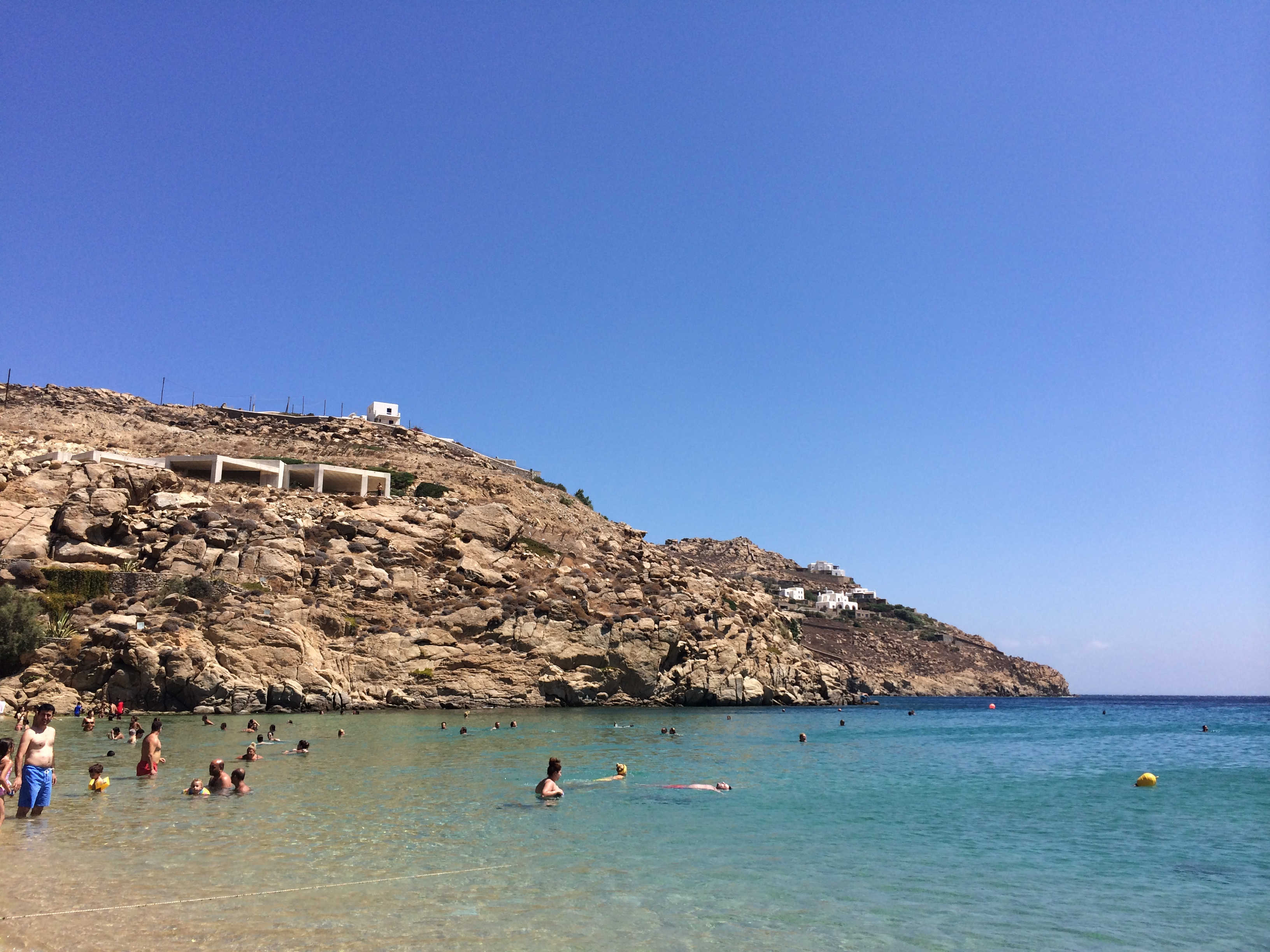 Best Island Beaches For Partying Mykonos St Barts: No Need For Introductions